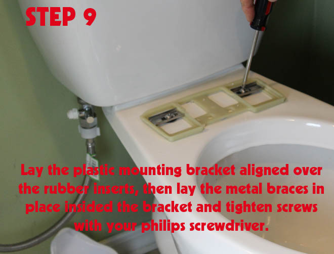 How To Install Our Bidet Style Toilet Seat Spsbidets Com
